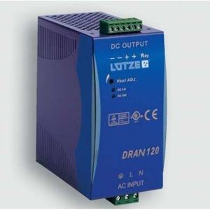 Lutze 722758 POWER SUPPLY - 5A, 24V,
