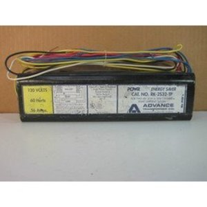 Philips Advance RK2S32TPI Hyb Ballast (2) F32t8 Rs 120v