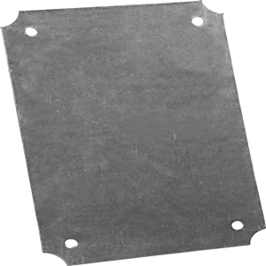 Allen-Bradley 598-PM1511 Mounting Plate, 598 Series, Type: Definite Purpose, Metal