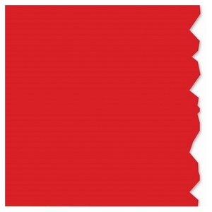"""HellermannTyton 558-00371 Adhesive Labels, Reflect, 1""""x250ft, Red"""