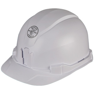 Klein 60100 Hard Hat, Non-Vented, Cap Style