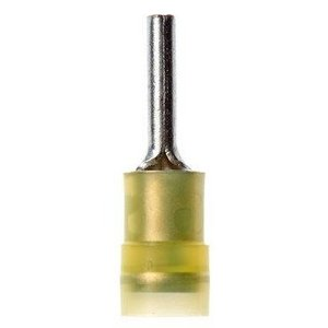 3M MNG10-55PX-A Pin Terminal, Nylon Insulated, 12-10 AWG, Yellow