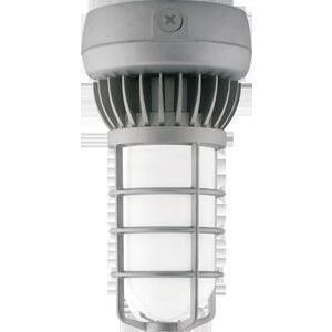RAB VXLED26DG LED Vaporproof Fixture, 26 Watt, 2004 Lumen, 4900K, 100V-277V