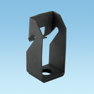 """Panduit P123 Z-Purlin Clip for 1/4"""" Bottom Hole for A"""