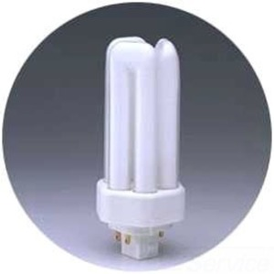SYLVANIA CF26DT/E/IN/835/ECO Compact Fluorescent Lamp, 4-Pin, Dulux T, 26W, 3500K