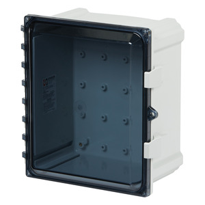 Stahlin PC606CC Polystar Series PC CC Enclosure, 6x6x4