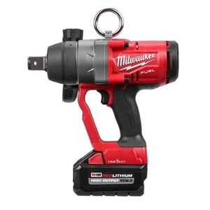 "Milwaukee 2867-22 High Torque Impact Wrench, 1"" w/ ONE-KEY Kit"