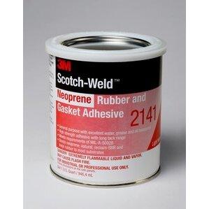 3M 2141-1QT 3M 2141-1qt Scotch-Grip Rubber And