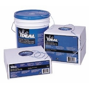 Ideal 31-338 Pull-Line,Ideal,Valu-Line,6,500 FT LEN,FBR Polyline,WHT With Gray