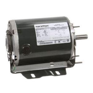 Marathon Motors 5KH36MNB791AX Motor, Split Phase, 1/2HP, 1725/1425RPM, 48Y Frame, 100-120/200-240