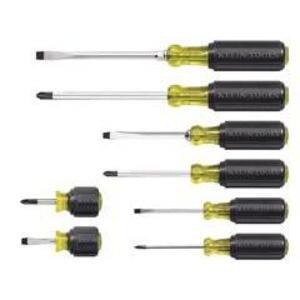 Klein 85078 8-Piece Screwdriver Set