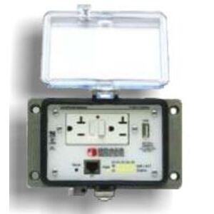 Grace Technologies P-E5-M3RF3 Programming Port, Ethernet 5 Port, GFCI, 15A, 120VAC, Type 4X-IP65