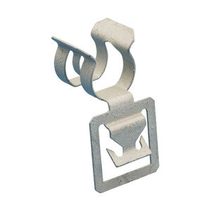 "nVent Caddy AR812 Conduit Clip, Type: Through Stud Cable, Diameter: 0.7 – 0.925"", Steel"