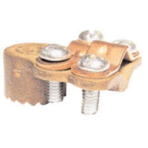 Greaves G40 Wire Adapter with Hub, For Cable or Armored, 4/0 to 10 AWG, Bronze
