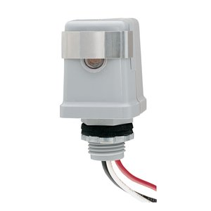 Intermatic K4123C Photocell, 15A, 208-277V