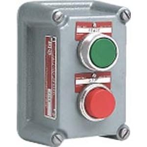 Hubbell-Killark FXCS-0B4 Green/red Pushbutton