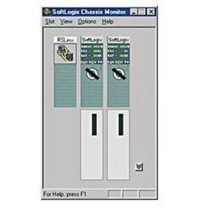 Allen-Bradley 1789-L10 Controller, SoftLogix 5800, 2 Mbytes, EtherNet/IP, 1784-SIM