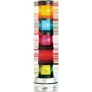 Edwards 101XBRMR24D LED,STKLIT MOD,STDY/FLSH Red