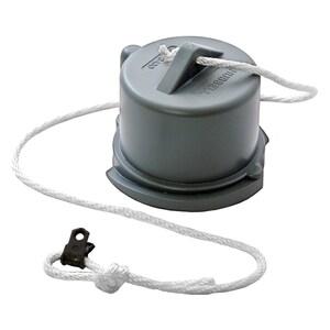Hubbell-Wiring Kellems PC420 PS, IEC, REPL, CLOSURE-CAP, 4W, 20A