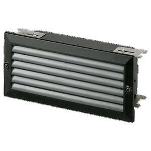 Sea Gull 9241-12 Step Light, Xenon, 1 Light, 18W, 12V, Black, Wedge Base
