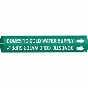 4050-D 4050-D DOMESTIC CLD WATER SUP/GRN