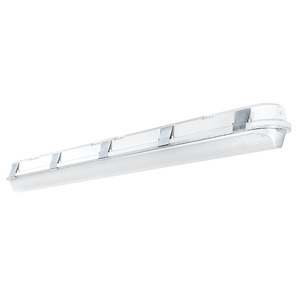 RAB SHARK4-50NW/D10 Linear LED, 4', 50W, 5161L, 4000K, 120-277V, NEMA 4X