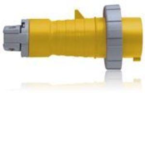320P4W PLUG WTITE PIN/SLEV 2P3W 20A125V