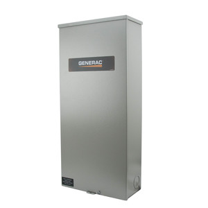 Generac RTSW200A3 200 Amp ATS with AC Shedding and Service Disconnect