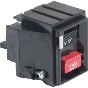 Square D 3108586250 Manual Starter, Replacement Power Head, Push Button, START/STOP