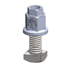 IronRidge BHW-SQ-02-A1 Square Bolt Bonding Hardware