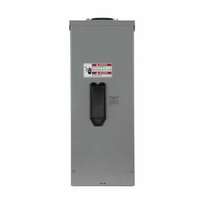 Eaton ECCVH200R Breaker, Enclosure, CCVH2200 Breaker, 2P, 1-Phase, 240V, NEMA 3R
