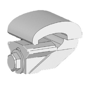 SnapNrack 242-02215 Adjustable End Clamp