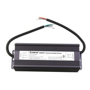 Diode LED DI-TD-12V-60W Electronic Dimmable Driver, 12 Volt