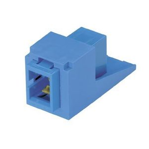 Panduit CMSBUSCZBU SC Simpl (BU) Adapter (BU) Module (Zirc)