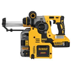 """DEWALT DCH273P2DHO 20V MAX* XR® 1"""" Brushless Rotary Hammer Kit"""