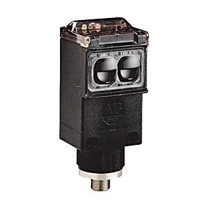 Allen-Bradley 42GRF-9003-QD Sensor, Photoelectric, Large Aperture, Fiber Optic, 70 - 264V AC/DC