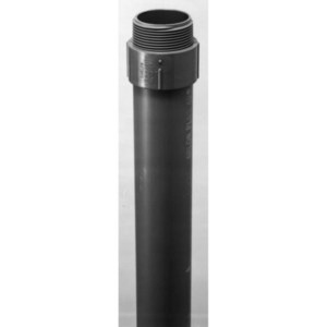 "Bizline 200X700PVCRISER Service Riser, 2 x 7"", PVC"