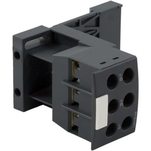 Square D LAD7B106 Overload Relay, Separate Mounting Block, DIN Rail Mount, LRD01 - 35