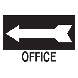 22466 DIRECTIONAL & EXIT SIGN
