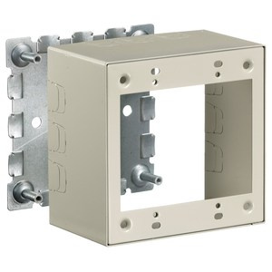 Hubbell-Wiring Kellems HBL57442IVA R WAY, 2G BX, XDEEP,HBL500/700/HBL750,IV