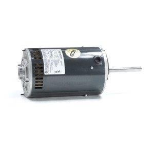 Marathon Motors X509 Motor, Open Air, 2HP, 1.5kW, 7.2-6.8/3.4A, 1140RPM, 230/460VAC, 56Y