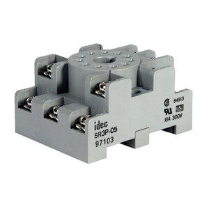 IDEC RTE-P2AF20 Timing Relay, 11-Pin, Tube Base, Multi-Function, 240VAC, 2PDT