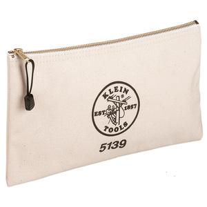 5139 KLN CANVAS ZIPPER BAG