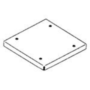 Bowers 649 1/2D 4-11/16 BLANK COVER