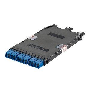 Panduit FHC9N-12-10AS HD Flex Cassette; 1 MPO to 6 duplex LC;