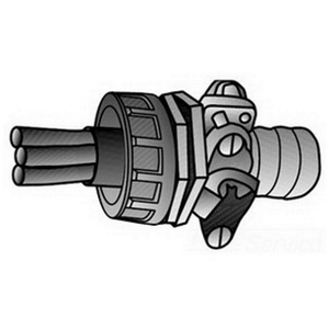 OZ Gedney PK-300 3 IN ARMD/MC CAB CONN