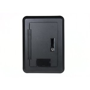 Wiremold EHWBC4-BK 4-GANG HINGED COVER ASSY BLACK