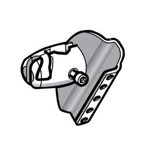 XUZX2003 3-D BRACKET FOR XUX COMPACT