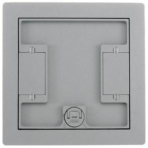 Hubbell-Kellems LCFBCGYC FLOOR BOX COVER *** Discontinued ***