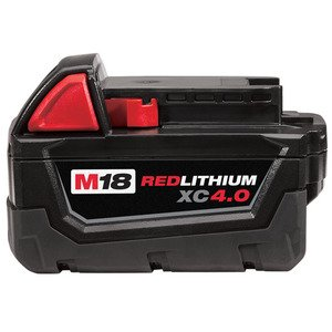 Milwaukee 48-11-1840 M18™ Redlithium XC 4.0 Extended Capacity Battery Pack